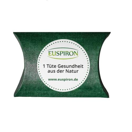 Grüne Geschenkbox